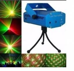 Mini Projetor Holográfico Laser Com Efeitos Especiais Natal