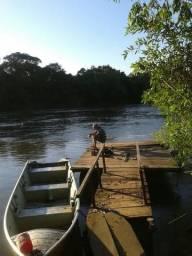 Chácara a beira do Rio Cuiabá - 1 hectare