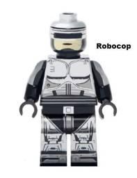 Lego Robocop - Novo - Compatível f024834e6fe