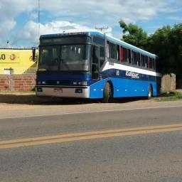 Vendo Ônibus Scania k113 Busscar 340Extra