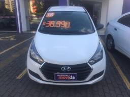 Hyundai Hb20 1.0 branco - 2018
