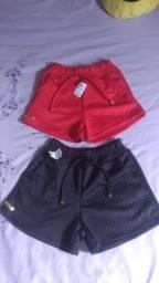 Vendo shorts femininos