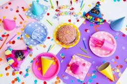 ID 4905 Loja de artigos para festas, decoração, locação de brinquedos e espaço para evento