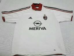 Camisa do Milan Adidas 2004/2004