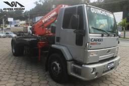 Ford Cargo 4331 - Ano: 2003 - Mecânica Operacional - Munck