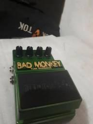 Pedal digitech bad monkey tube overdrive