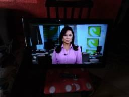 Barbada vendo TV lg 32 polegadas com conversor digital integrado e jogos