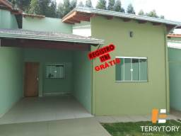 Condominio Fechado >> 3/4 c/ Suite - Santos Dumont