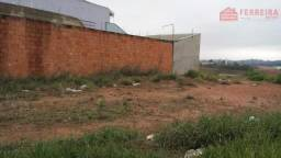 Lote de 175 m², terraplanado, localizado no bairro serra dos cristais, próximo ao santa ge