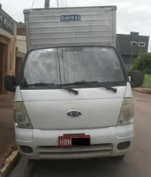 Vendo Kia Bongo K2500 HD, 08/09, agregado, trabalhando - 2009