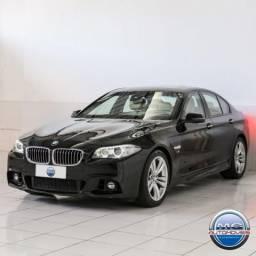 BMW 535I 2014/2015 3.0 M SPORT 24V GASOLINA 4P AUTOMÁTICO - 2015