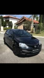 Toyota Etios 2018 1.3X - 2018