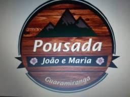 Pousada João e Maria - Serra de Guaramiranga-CE