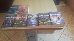 Livros Harry Potter Capa Nova