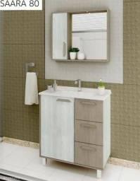 Banheiro Saara 80