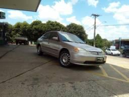 Honda Civic 2001 1.7 LX Gasolina, *Repasse - 2001
