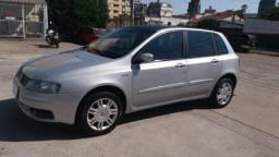 Fiat Stilo Flex 2007 Prata Metalico Completo Excelente Estado