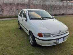 Vendo carro Fiat Palio 1.0 EX - 1999