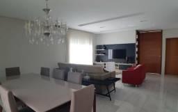 Alto Padrão_Casa Em Condomínio Com 308m² Sendo 4 Suítes 4 Vagas De Garagem