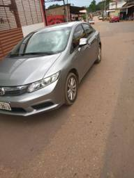 Vendo Civic 13/14. completo. manual - 2014