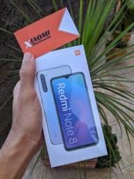 Xiaomi Redmi Note 8 4/64GB Azul Lacrado! - Xiaomi Monlevade