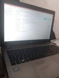 Notebook Acer I5 F15