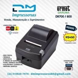 Impressora de Cupom Daruma Dr800 USB Corte Automático
