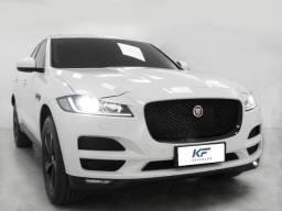 Jaguar F-Pace 2.0 Turbo Diesel Prestige 2017 Branco Completo