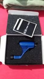 Kit máquina e Clip cord Electric Ink