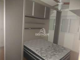 Apartamento mobiliado com 2 dormitórios para alugar por R$ 2.500/mês - Vila Industrial - P