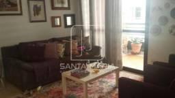 Apartamento à venda com 3 dormitórios em Jd botanico, Ribeirao preto cod:33378