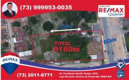Terreno à venda , na Avenida Presidente Getúlio Vargas por R$ 3.916.800,00