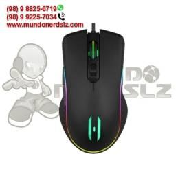 Mouse Gamer RGB Dpi Ajustável 3200dpi Lehmox GT-M4 em São Luís Ma