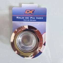 Ralo Pia Inox DX 09cm novo