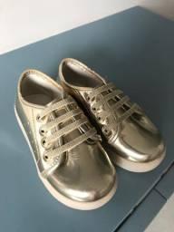 Sapato Infantil LED novinho