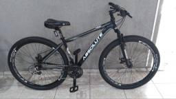 Bicicleta absolute nero aro 29 c/shimano
