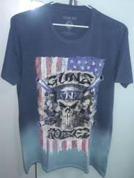 Camisa T-shirt Manga Curta - TM: P