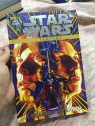 Livro Ilustrado Star Wars