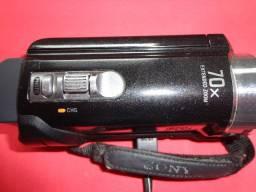 Câmera Filmadora Sony DCR-SX22