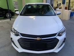 Ônix Branco LT Turbo 2020/2020