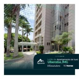 EF) JB8842 - Apartamento com 232,74 m² na cidade de Uberaba em LEILÃO