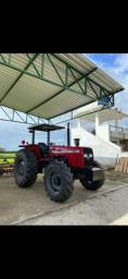 Trator Massey Ferguson 283 4x4 ano 2006