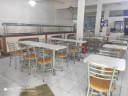 Restaurante completo Av Silva Jardim,921 centro