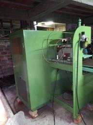 Máquina Solda Eletronica 8KWA de Plasticos (válvula de cerâmica, a melhor),