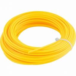 10 metros Fio de nylon 2,0 mm x 10 m redondo - Vonder