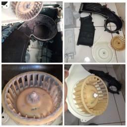 Assistência Máquina de lavar roupa e lava e seca