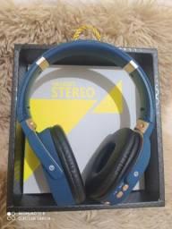Headphone Stereo (PROMOÇÃO) (Entrega GRÁTIS)
