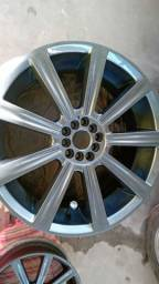 """Jogo rodas 20"""" com pneus novos"""