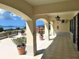 CA3004 - Casa Ampla com 4 dormitórios, 552 m² - Itaguaçu - Florianópolis/SC