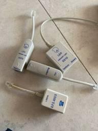 Filtro de linha ADSL telefone RJ11 - bom estado!